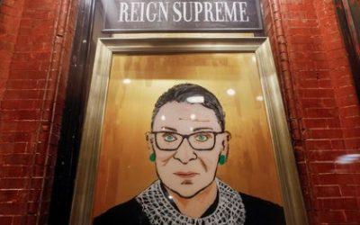 Muere Ruth Bader Ginsburg, juez de la Corte Suprema PRO ABORTO